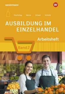 Ingo Schaub: Ausbildung im Einzelhandel. 2. Ausbildungsjahr: Arbeitsheft, Buch