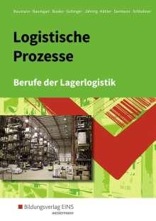 Gerd Baumann: Logistische Prozesse. Schülerband, Buch