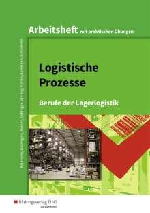 Gerd Baumann: Logistische Prozesse. Arbeitsheft, Buch