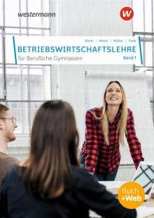 Helge Meyer: Betriebswirtschaftslehre für Berufliche Gymnasien 1, Buch
