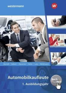 Thomas Berndt: Automobilkaufleute 1. Ausbildungsjahr. Schülerband, Buch