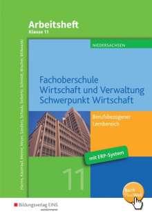 Nils Kauerauf: Fachoberschule Wirtschaft und Verwaltung - Schwerpunkt Wirtschaft, Buch