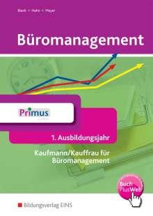 Helge Meyer: Büromanagement 1. Ausbildungsjahr. Schülerband, Buch