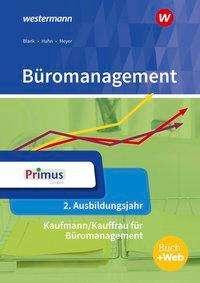 Helmut Müller: Büromanagement. 2. Ausbildungsjahr: Schülerband, Buch