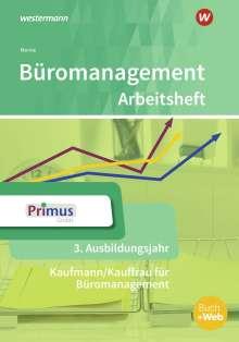 Eike Witkowski: Büromanagement. 3. Ausbildungsjahr: Arbeitsheft, Buch