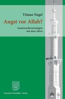 Tilman Nagel: Angst vor Allah?, Buch