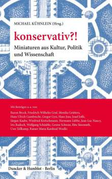 konservativ?!, Buch