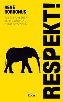 René Borbonus: Respekt!, Buch
