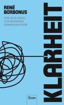 René Borbonus: Klarheit, Buch