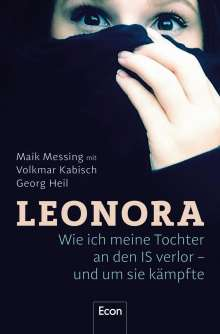 Maik Messing: Leonora, Buch