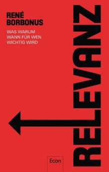 René Borbonus: Relevanz, Buch