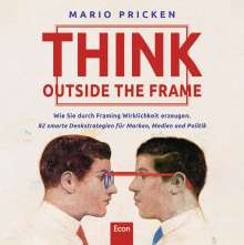 Mario Pricken: Think Outside the Frame, Buch