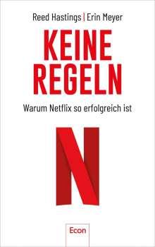 Reed Hastings: Harte Arbeit ist irrelevant, Buch