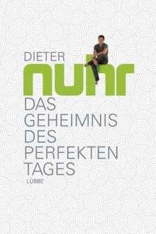 Dieter Nuhr: Das Geheimnis des perfekten Tages, Buch