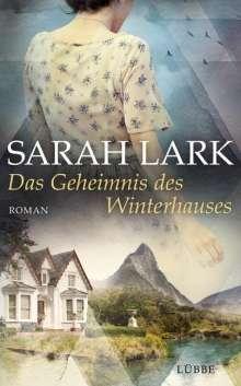 Sarah Lark: Das Geheimnis des Winterhauses, Buch