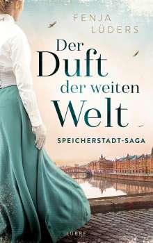 Fenja Lüders: Der Duft der weiten Welt, Buch