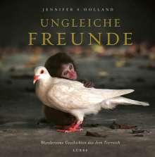 Jennifer S. Holland: Ungleiche Freunde, Buch