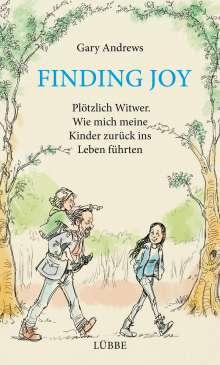 Gary Andrews: Finding Joy, Buch