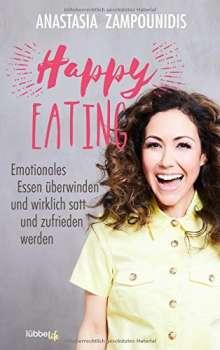 Anastasia Zampounidis: Happy Eating, Buch