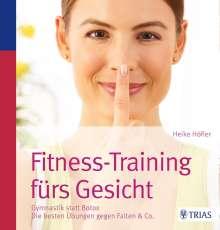 Heike Höfler: Fitness-Training fürs Gesicht, Buch