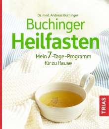 Andreas Buchinger: Buchinger Heilfasten, Buch