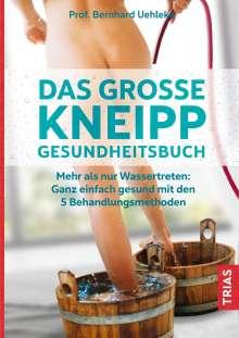 Bernhard Uehleke: Das große Kneipp-Gesundheitsbuch, Buch