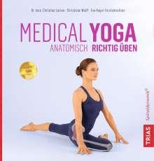 Christian Larsen: Medical Yoga, Buch