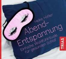 Heike Höfler: Abend-Entspannung, CD