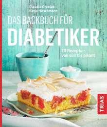 Claudia Grzelak: Das Backbuch für Diabetiker, Buch