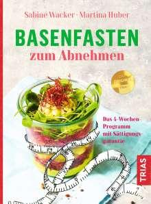 Sabine Wacker: Basenfasten zum Abnehmen, Buch