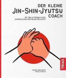 Christiane Kührt: Der kleine Jin-Shin-Jyutsu-Coach, Buch