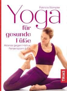 Patricia Römpke: Yoga für gesunde Füße, Buch