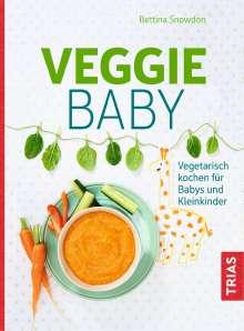 Bettina Snowdon: Veggie-Baby, Buch