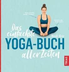 Nicole Reese: Das einfachste Yoga-Buch aller Zeiten, Buch