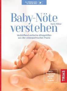 Karin Ritter: Baby-Nöte verstehen, Buch
