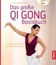 Weizhong Sun: Das große Qi Gong Basisbuch, Buch