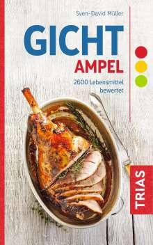 Sven-David Müller: Gicht-Ampel, Buch