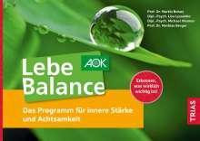 Martin Bohus: Lebe Balance, Buch