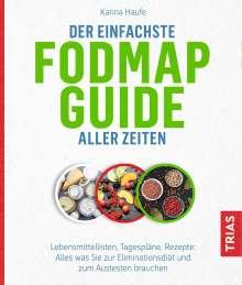 Karina Haufe: Der einfachste FODMAP-Guide aller Zeiten, Buch