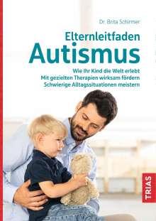 Brita Schirmer: Elternleitfaden Autismus, Buch