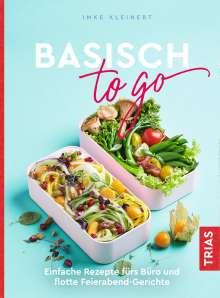 Imke Kleinert: Basisch to go, Buch