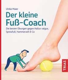 Ulrike Maier: Der kleine Fuß-Coach, Buch