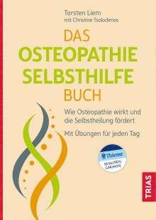 Torsten Liem: Das Osteopathie-Selbsthilfe-Buch, Buch
