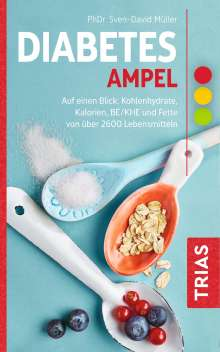 Sven-David Müller: Diabetes-Ampel, Buch