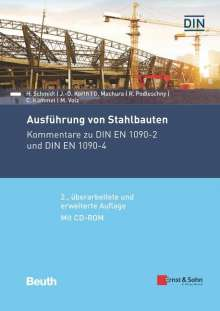 Herbert Schmidt: Ausführung von Stahlbauten, Buch