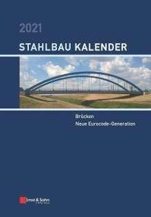Stahlbau-Kalender 2021, Buch
