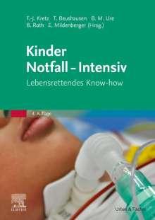 Kinder Notfall-Intensiv, Buch