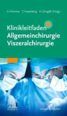 Klinikleitfaden Allgemeinchirurgie Viszeralchirurgie, Buch