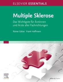 Rainer Götze: Essentials Multiple Sklerose, Buch