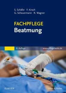 Sigrid Schäfer: Fachpflege Beatmung, Buch